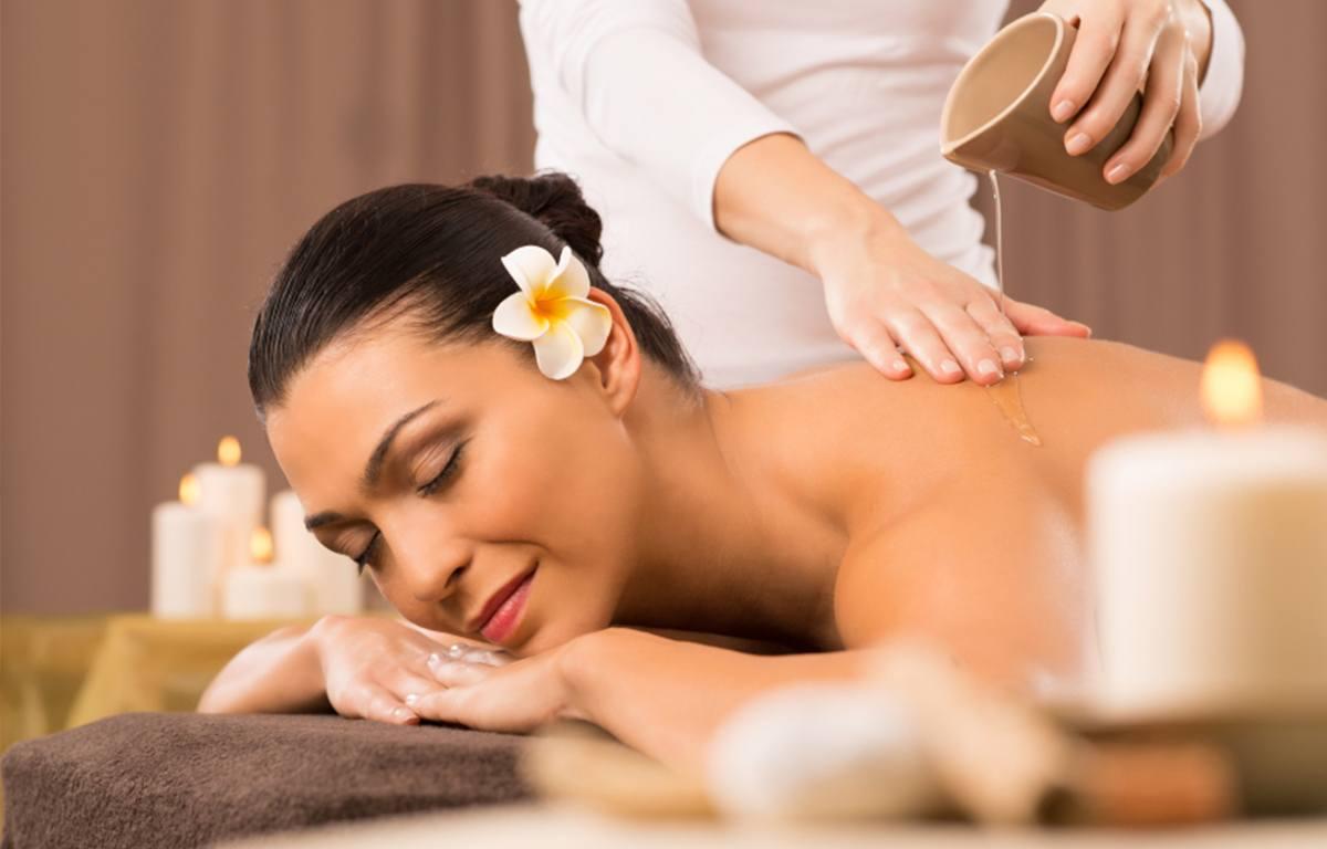 Aroma Öl Massage bei MeeDee Thaimassage in Bad Aibling