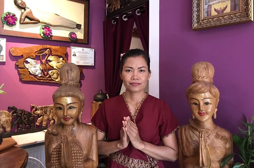 MeeDee Thaimassage Inhaberin 2