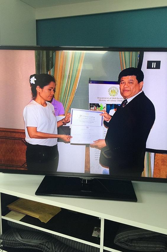 Meedee Thaimassage Zeugnis 8
